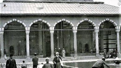 دمشق1900 - التكية السليمانية