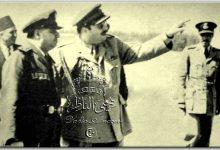 صورة الملك فاروق وحسني الزعيم