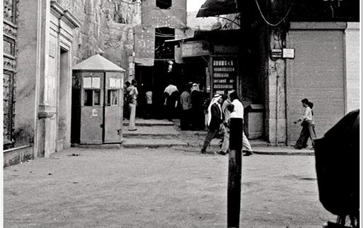دمشق- المسكية .. مدخل سوق القوافين في السبعينيات
