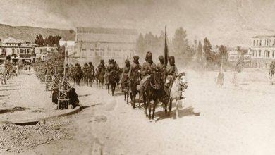 دمشق 1918-القوات الهندية من جسر فيكتوريا الى ساحة الحجاز