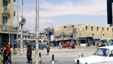 دمشق 1932- ساعة (موفادو) الشهيرة ذات الأوجه الثلاث