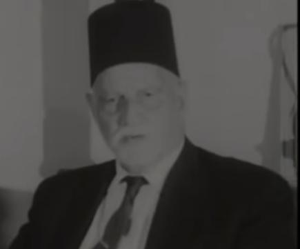 مقابلة مع الأمير سعيد الجزائري في دمشق