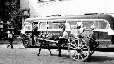 اللاذقية 1966 - ساحة الشيخضاهر