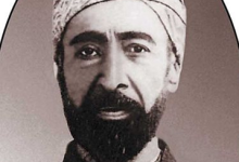 صورة أبو خليل القباني