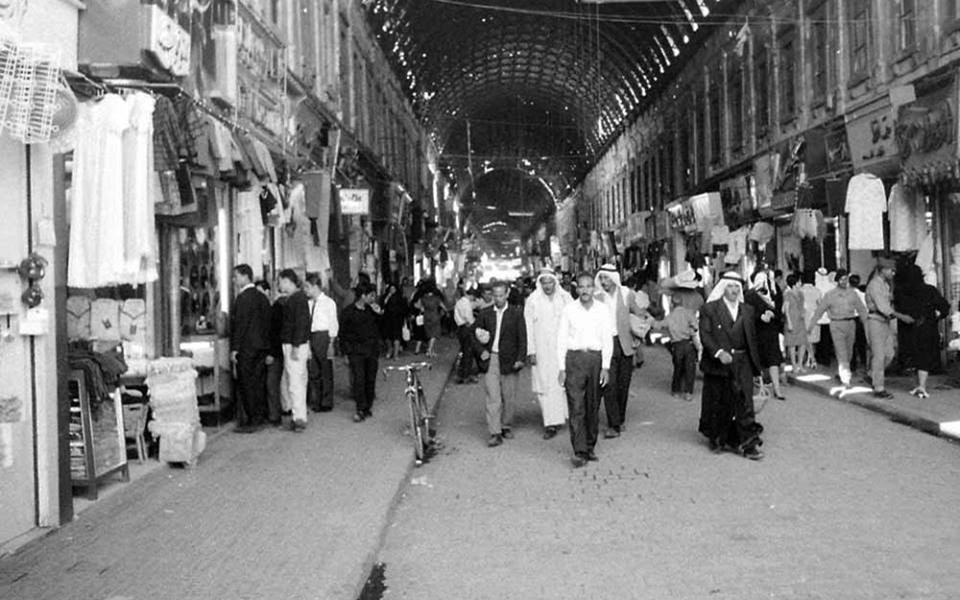 دمشق 1966 - سوق الحميدية