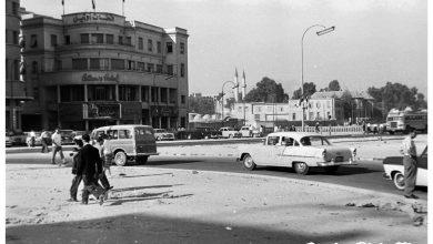 دمشق- فكتوريا في الستينيات