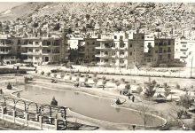 صورة دمشق- حديقة السبكي