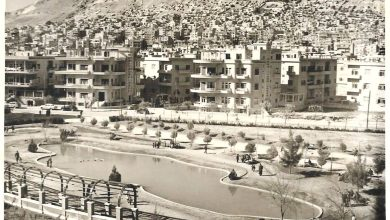 دمشق- حديقة السبكي