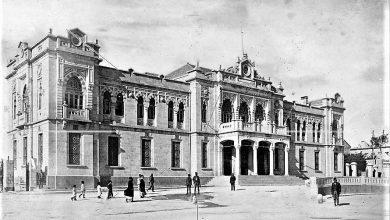 دمشق 1925- محطة الحجاز
