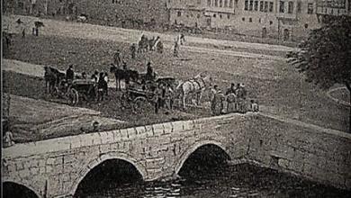 دمشق- ساحة المرجة - قبل عام 1899