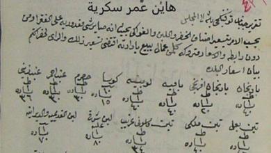 دمشق بعد خروج جيش إبراهيم باشا (1)