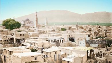 صورة صورة نادرة لدمشقعام 1862