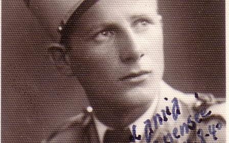 صورة زياد الأتاسي عام 1940