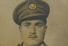 صورة أحد عناصر الدرك في سورية عام 1953