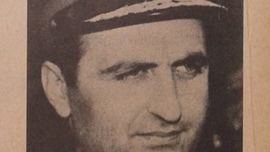 صورة صورة لـ صلاح جديد عام 1966