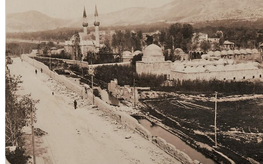 دمشق - التكية السليمانية