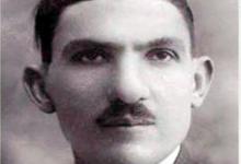 صورة عبد الرحيم الغزي أول مفوض للكشاف في حماة ..