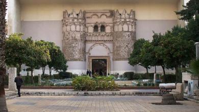 محمود الزيباوي: متحف دمشق الوطني