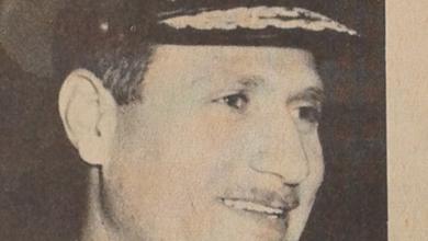 صورة محمد عمران عضو اللجنة العسكرية للبعث