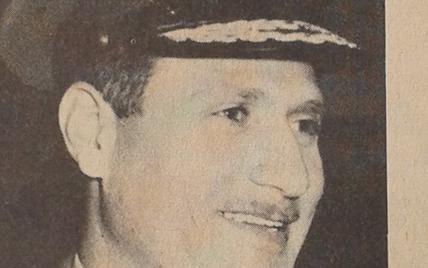 محمد عمران عضو اللجنة العسكرية للبعث