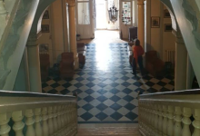 صورة م.عبد الرحمن الجاسر –   فندق البارون في حلب وحكاية أكثر من قرن