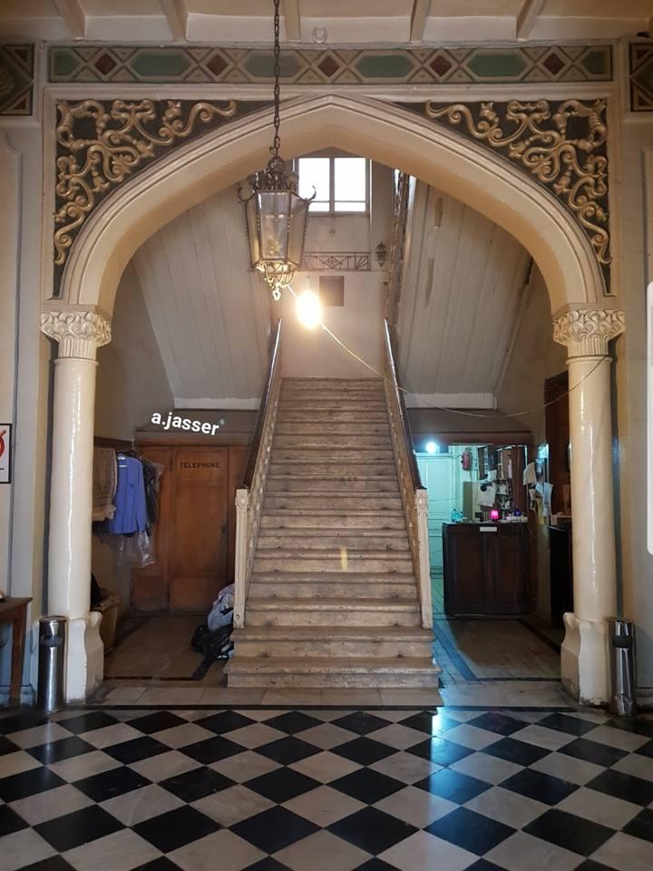 م.عبد الرحمن الجاسر -   فندق البارون في حلب وحكاية أكثر من قرن