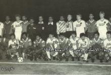 صورة المباراة الأهم في تاريخ الكرة السورية  سورية × الاتحاد السوفيتي  1988