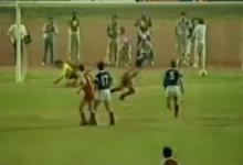 صورة مباراة سورية وفرنسا أيلول 1987