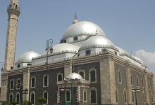 صورة التجديد العثماني لـ جامع خالد بن الوليد