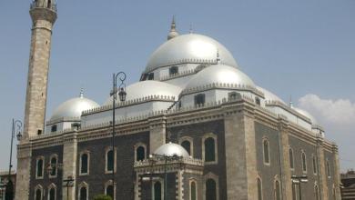 التجديد العثماني لـ جامع خالد بن الوليد