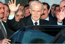 صورة صحيفة : حافظ الأسد رئيساً لسورية لولاية خامسة بنسبة 99.98%