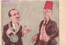 صورة كاريكاتير – رئيس وزراء سورية ولبنان