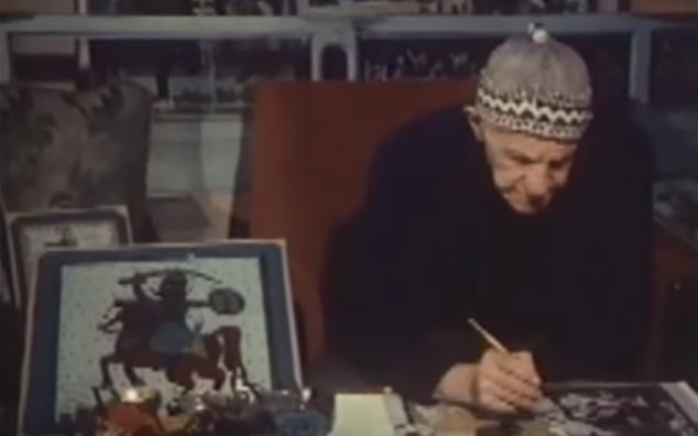 فيلم توثيقي عن الفنان الشعبي محمد أحمد حرب