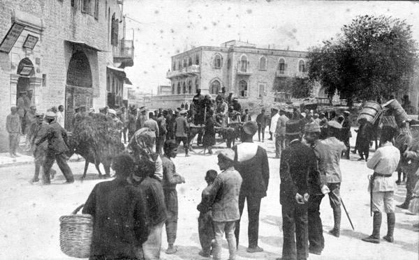 عمرو الملاّح : يوم كاد أن يلحق الدمار بفندق بارون عام 1918
