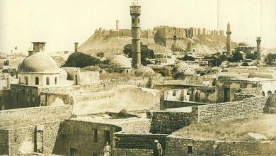 حلب 1920- المدينة والقلعة