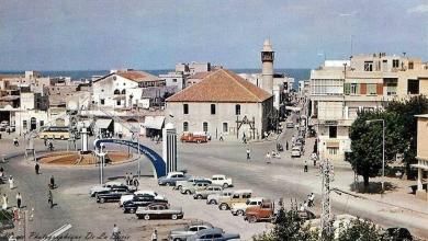 اللاذقية في الخمسينيات - ساحة الشيخضاهر