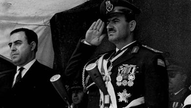 خفايا زيارة اللواء حافظ الأسد إلى لندن