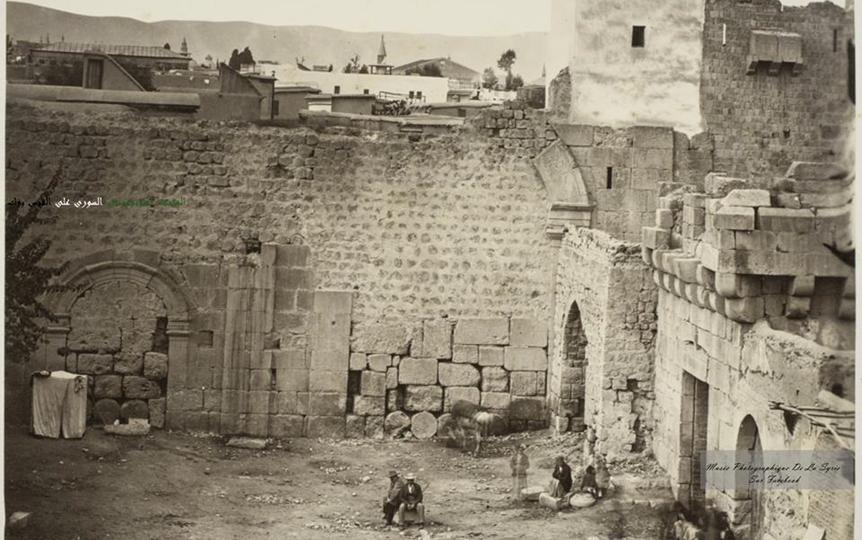 دمشق 1860- باب شرقي