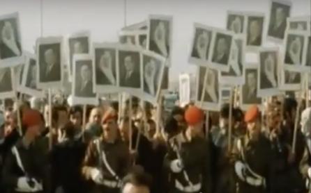زيارة الملك فيصل الى سورية عام 1975 م