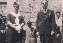 صورة احتفالات عيد الجلاء في اللاذقـيَّة عام 1950م