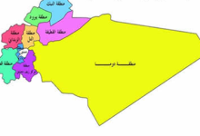 التقسيمات الإدارية والقرى والمدن في ريف دمشق