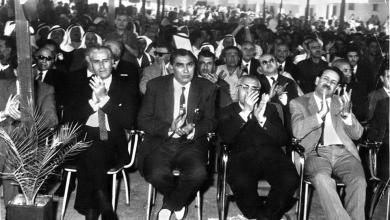 صلاح الدين البيطار وعبد الخالق النقشبندي في الستينيات