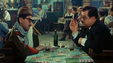 """دريد لحام ونهاد قلعي في فيلم """"عقد اللولو"""""""