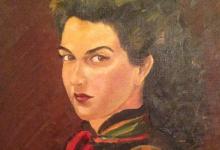 صورة لوحة للفنان مروان شاهين (1)