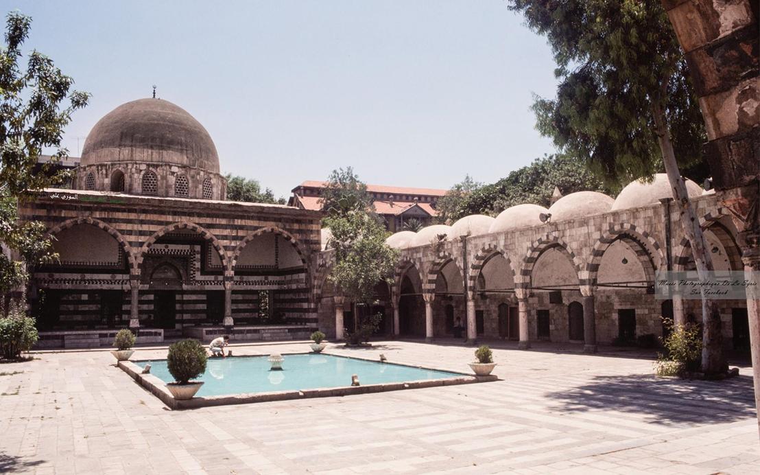 دمشق 1978- التكية السليمانية
