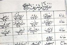من وثائق الأرشيف العثماني: التركيبة السكانية لمدينة دمشق 1872م