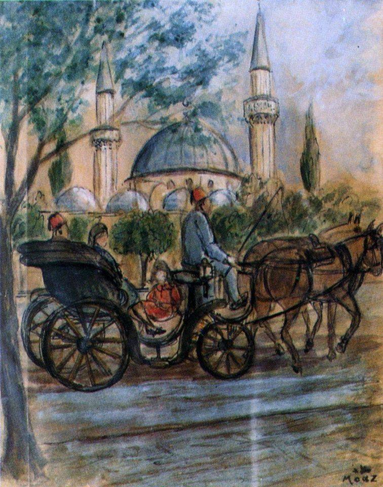 أرشيف مجموعة تكون الفن التشكيلي الحديث في سورية