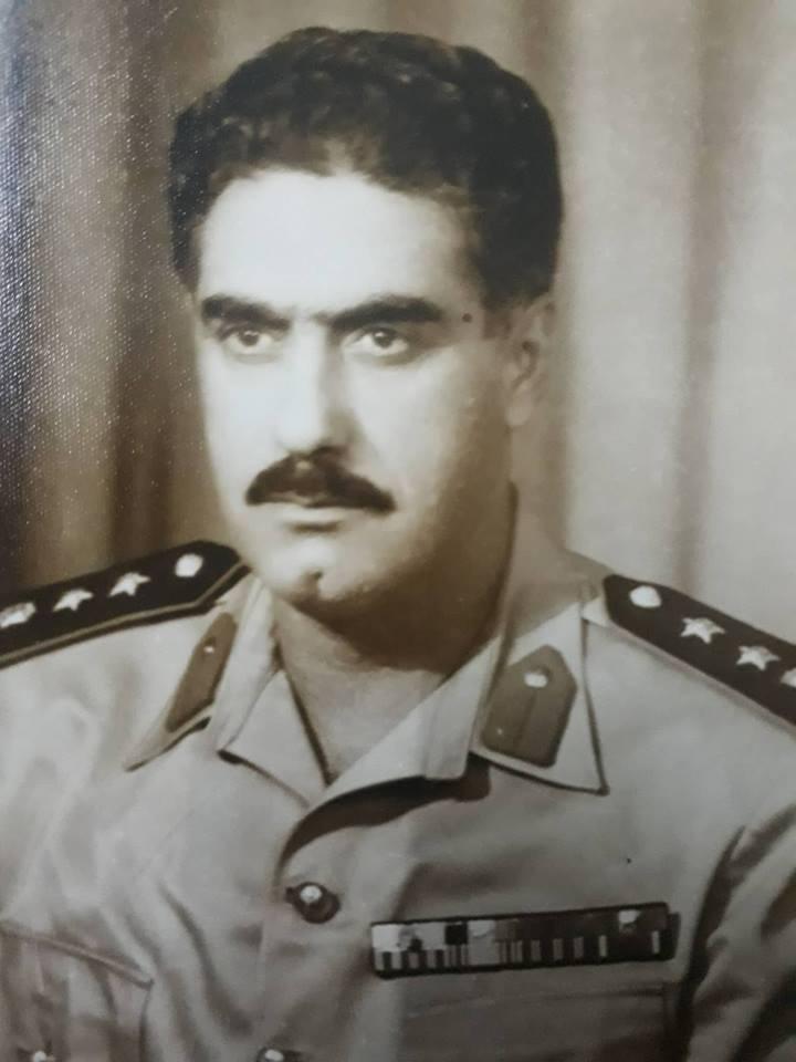 بهاء الدين الخوجة مدير المباحث الجنائية في سورية 1963