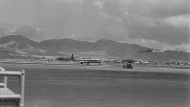 دمشق 1961- مطار المزة
