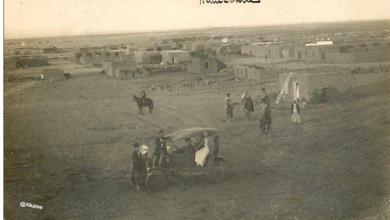 مهند الكاطع: القامشلية 1926